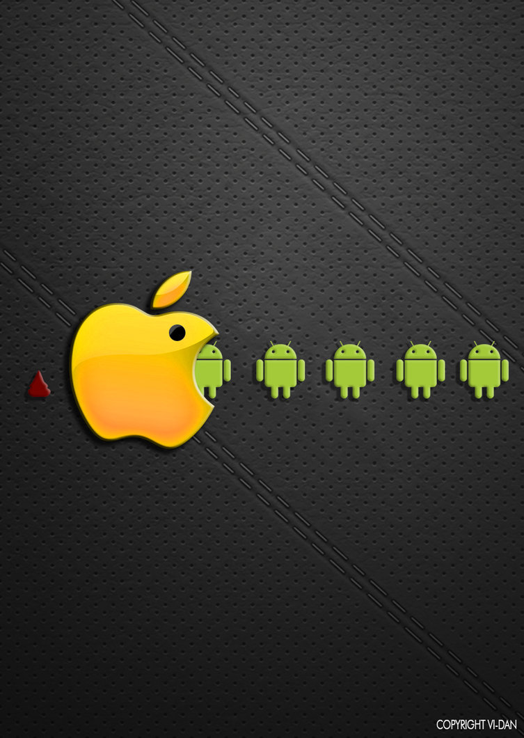 Apple Vs Android by Scintillations (8)