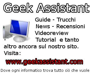 geekassisant: dove ogni informatico trova ciò che vuole