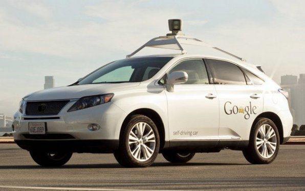 google-auto-senza-autista