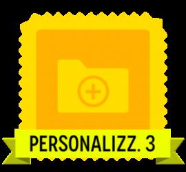 personalizzatore 3