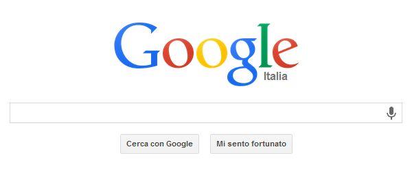 google logo cambiato